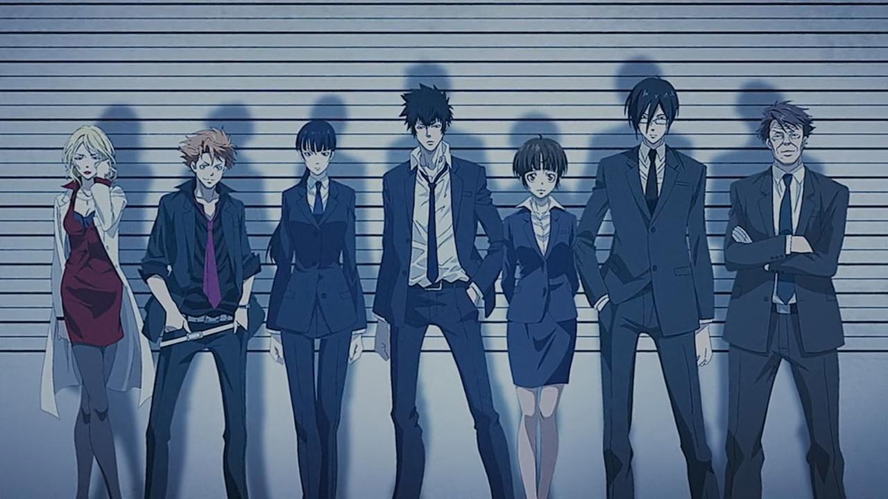 Kết quả hình ảnh cho Psycho-pass anime