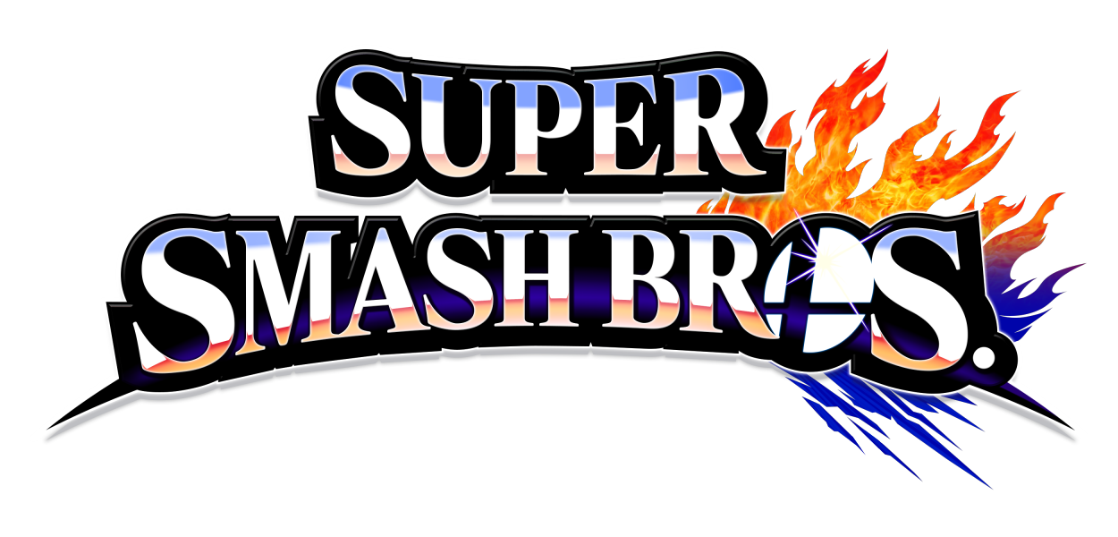entry logo | super smash brothers | know your meme