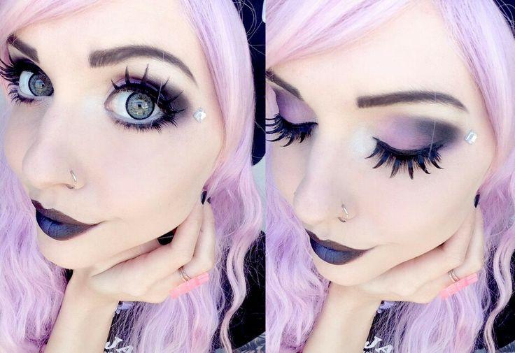 Gothic Makeup Games Emo