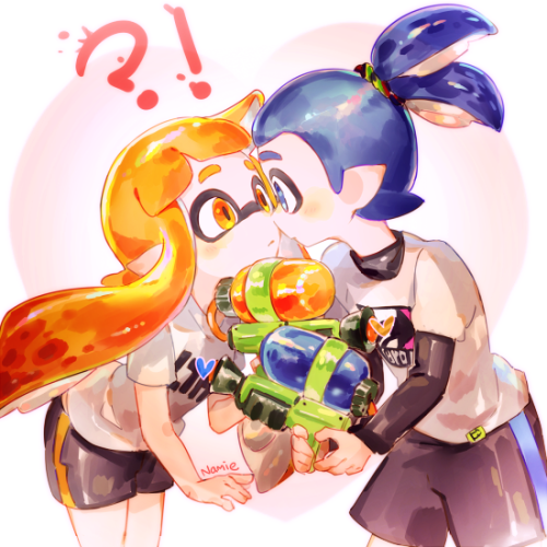 splatoon nsfw