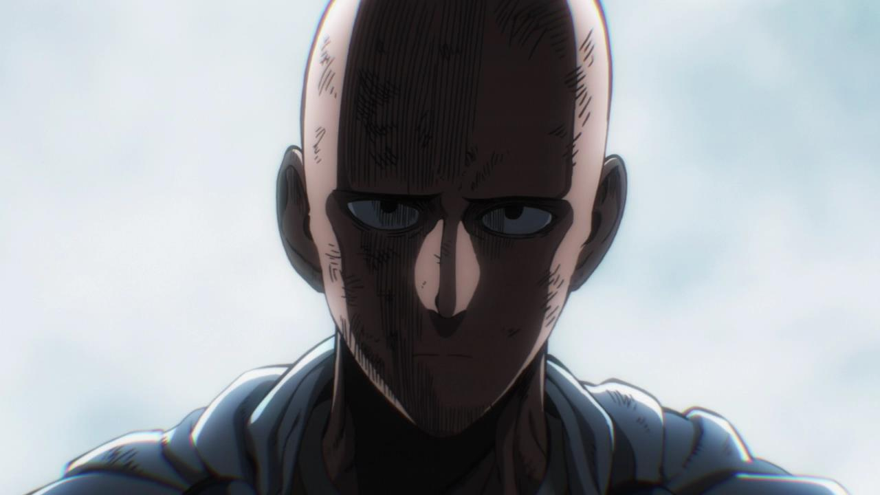Annoyed Saitama is pretty scary. | One-Punch Man | Know ...