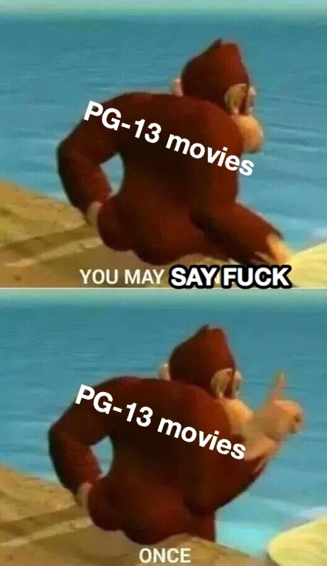 movies that say fuck